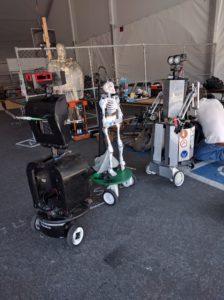 Robot mayham